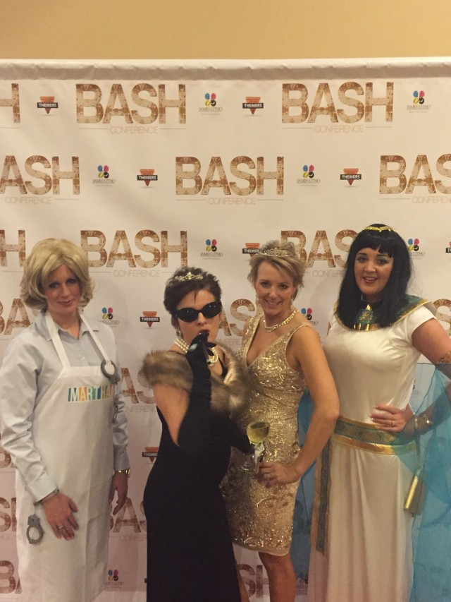 celebrity night at bash