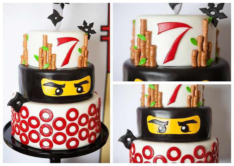 A Lego Ninjago Inspired Birthday Party Anders Ruff Custom Designs LLC