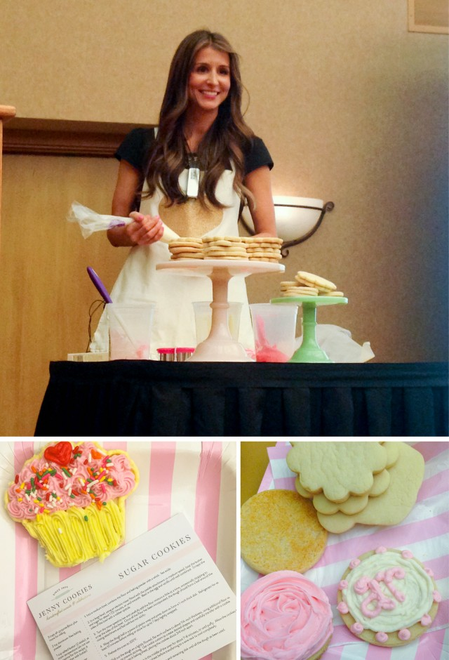 jenny cookies class at bash