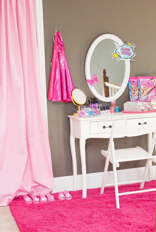 barbie glam station