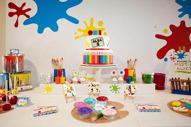 Mister Maker Art Party