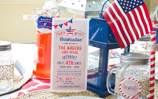 SHOP 4th of July Printables