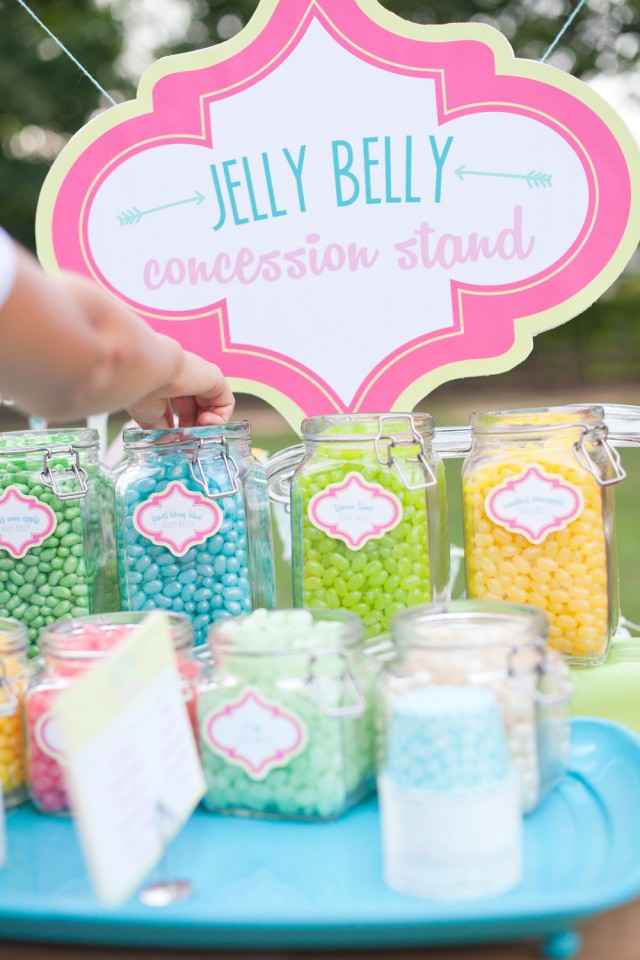 Jelly bean bar