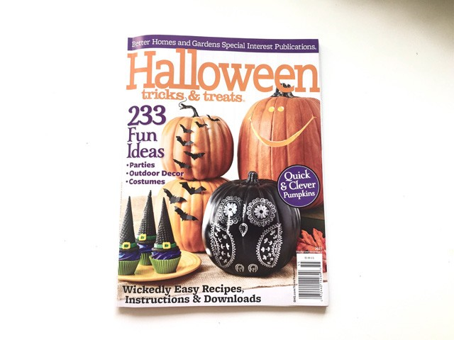 halloween better homes and gardens