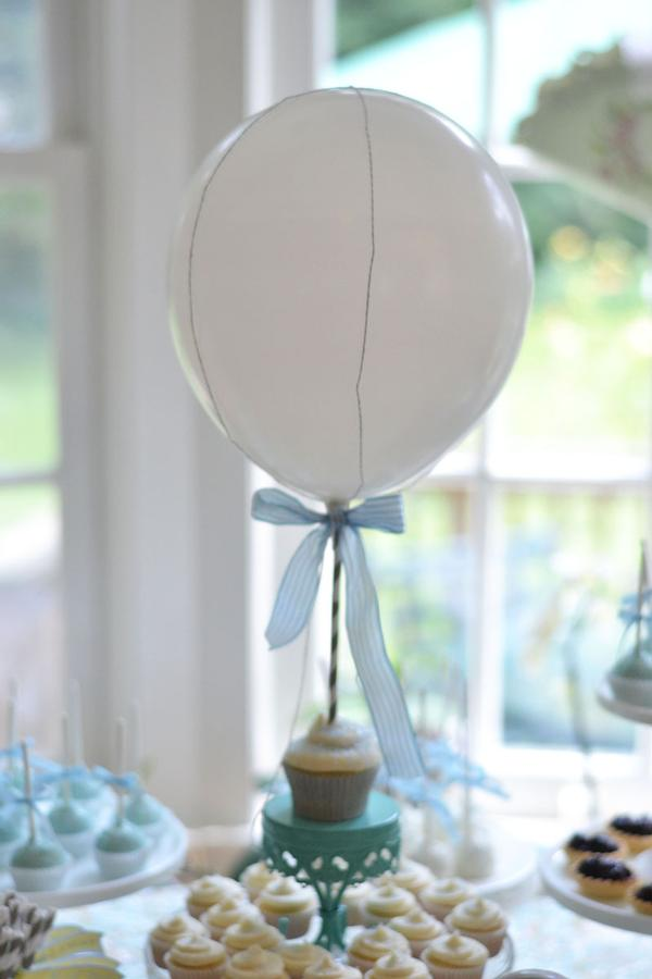 Hot air balloon party anders ruff custom designs llc
