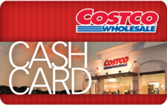 Costco gift card
