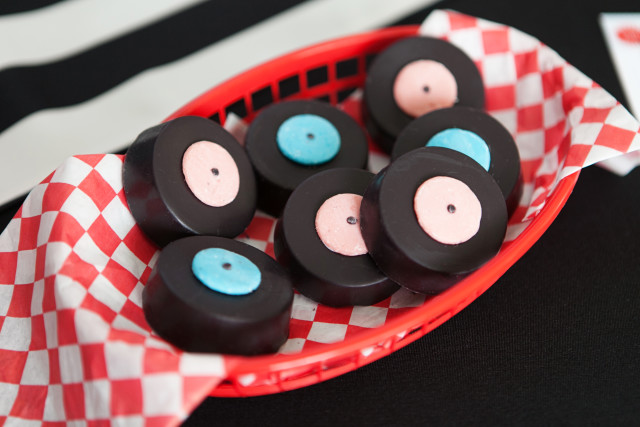 Chocolate Covered Oreo Records