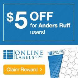 Online Labels Ad