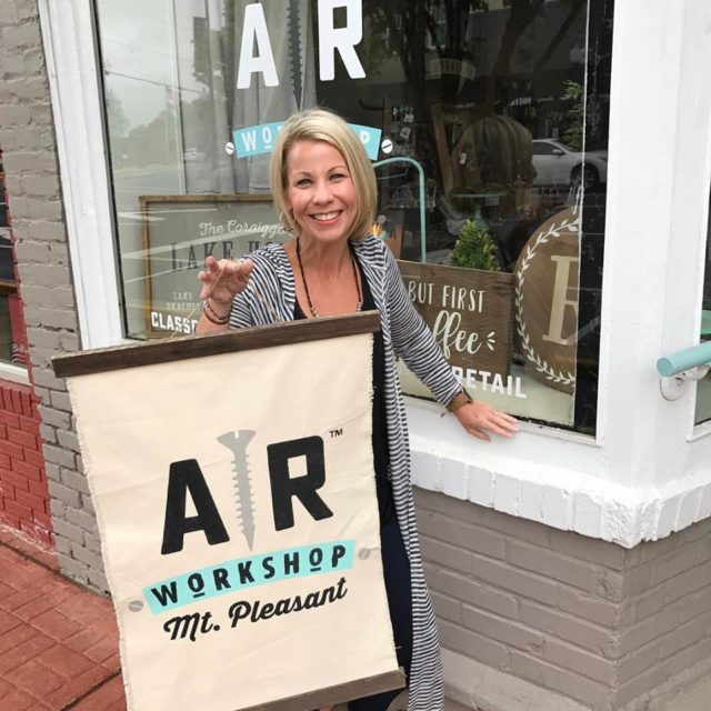 AR Workshop Mt. Pleasant